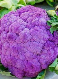 DePurple Cauliflower